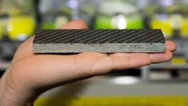 Algea yosunundan çelik kadar sert malzeme üretti.
